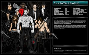 The Shadow League by MadJack-S