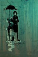 Black butler by faQy