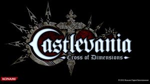 Castlevania Cross Of Dimensions Wallpaper 01 by houssamica