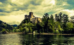 Niedzica Castle by ixada