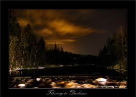 Flowing to Darkness by Lorvija