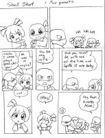 Shell Short 42 by WolffangComics