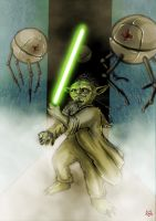 padawan YODA by furk