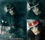 Alice Cooper by Sirenphotos