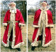 Father Christmas Costume by EruwaedhielElleth
