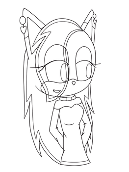 Midnight Lineart by 116555