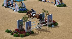 Olympics show-jumping 14 by TheManateePhotos