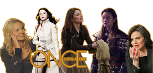 Renders (Once upon a time) OUAT by titaniaerza