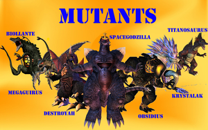 Mutants by Drawerofdragons