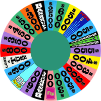 Jackpot round wheel - 2011 by wheelgenius