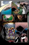 Fist of Justice page 2 by MindWinder