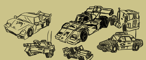 Cars by Malnu123