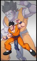 Yamcha Again by Yazol