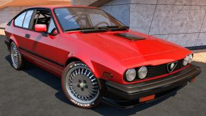 1986 Alfa Romeo GTV6 by SamCurry