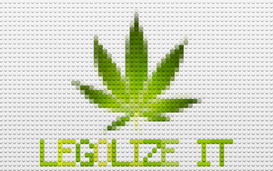 Legolize Wallpaper by ArtBIT