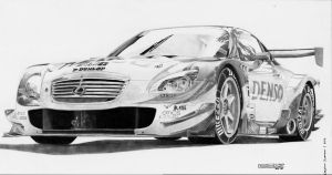 Super GT SC430 by CSwenson-Artistry