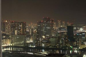 Tokyo at Night by insigma00