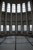 Basilica di San Gaudenzio - Upper Part 4 by laquaza