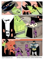 Batman Vs. Catwoman pg3. by scootah91