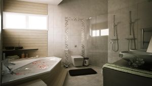 Villas Boas - Bathroom by rakkausBR