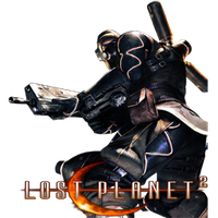 Lost Planet 2 Dock Icon by Rich246