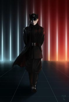 General Hux by Sonen89
