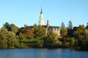 Colby College by manilafolder