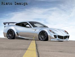 Ferarri 599 by RistoDesign