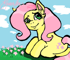 Fluttershy by CharlotteRay