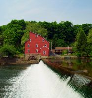 Red Mill 11 by Dracoart-Stock