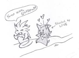 Blinded by love -Shadilver- by The-Sonic-Lover-Club