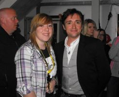 Meeting Richard Hammond for the 3rd Time. by Geena-x