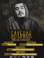 Saye Poster by DemircanGraphic