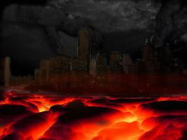 Lava Disaster by lifizzell