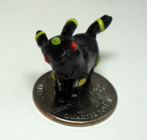 Umbreon Charm by AngryUnit