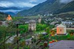early morning in Svaneti by Rikitza