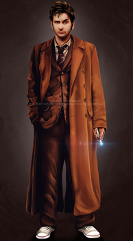 The Last of the Time Lords by sugarpoultry