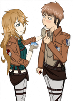 Request Alvona and Jean by DARELY-the-amateur