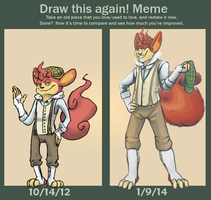 Look how far we've come by kiwipeach
