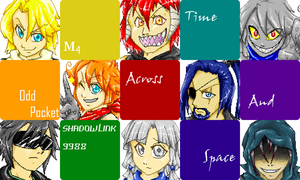 Across Time and Space PIXEL by Marini4