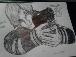 Leon S Kennedy (RE6) by tannen97