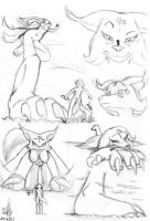 Sketch Set 07 by Alef-GP