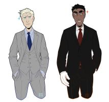 Suits by a-manders