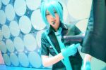 Cosplay: Mikuo Love is War by Zungie
