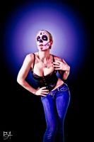 Krystin Sugar Skull 4 by LaurenWiles