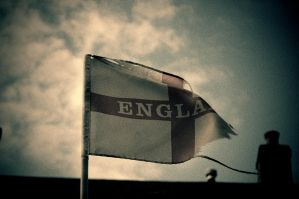 England All Over by JackPeirson