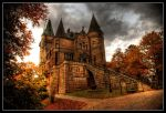 Teleborg castle by gulbagge