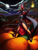 BA Nehis' Pumpkin Patch by roganJ0SH