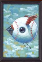Fowl Ball by jasinski