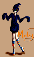 Marley - Concept sketch by zabbs